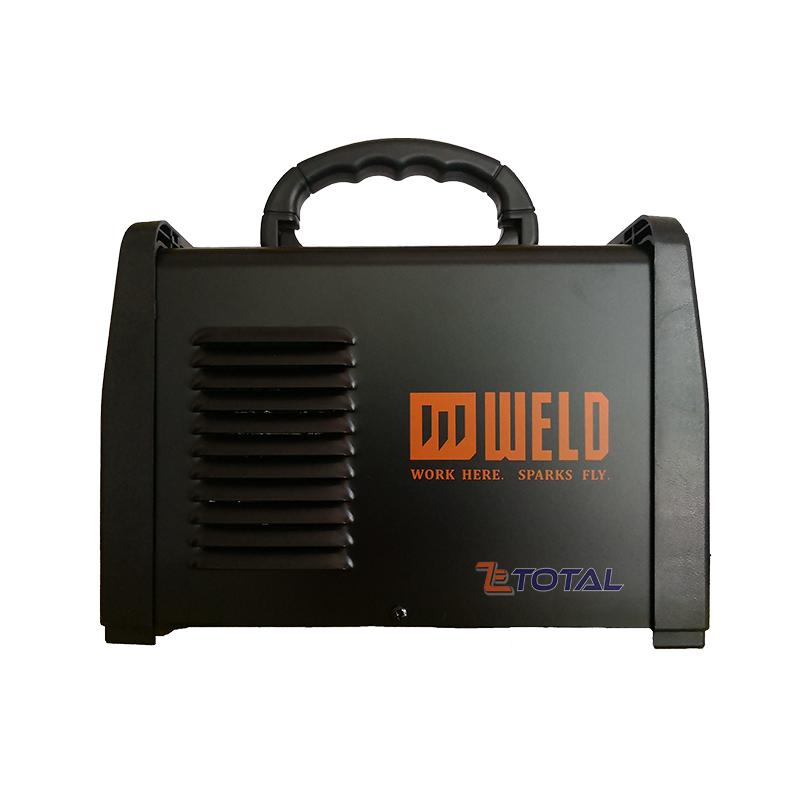 WELD Welding Machine MMA 1600 (Side View)