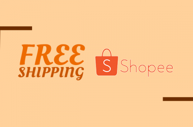 Free Shipping at SHOPEE