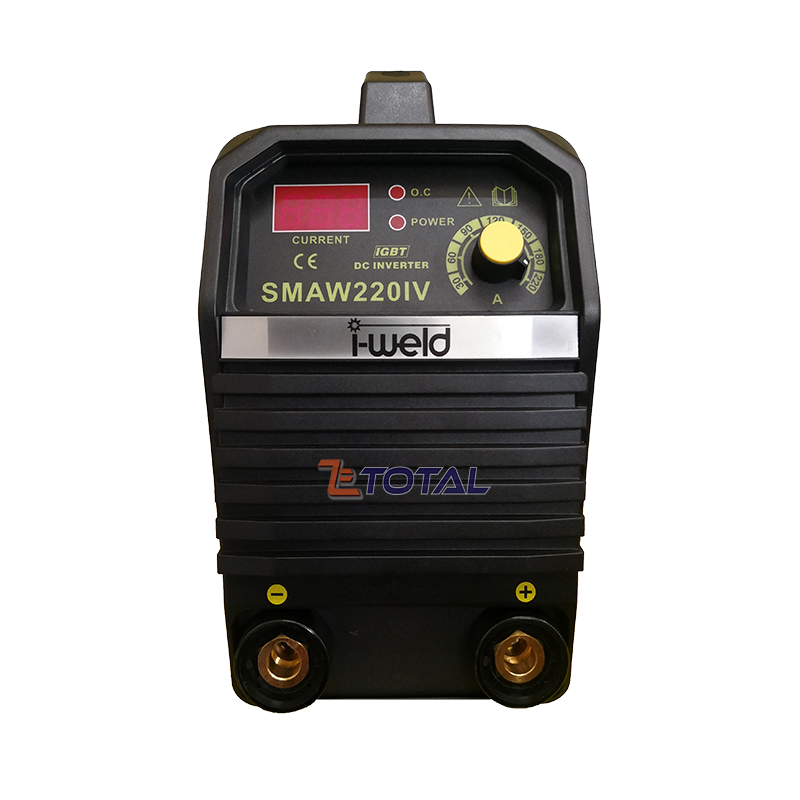 i-WELD Welding Machine SMAW 220IV (Front View)