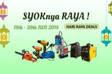 SYOKNYA RAYA! HARI RAYA DEALS 2018